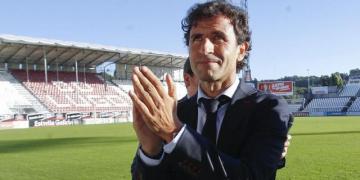 Photo: Luis Milla nuevo entrenador del Zaragoza (doc. google)