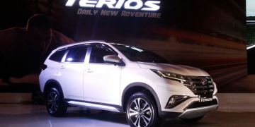 Gambar All New Terios 2018 (Photo: GIIS)