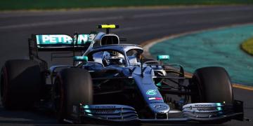 Pembalap Mercedes, Valtteri Bottas sukses meraih poin penuh di F1 Australia, Minggu (17/3/2019) usai mengalahkan rekan satu timnya, Lewis Hamilton