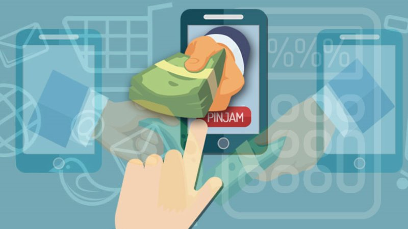 Ojk Blokir 1 773 Akun Pinjaman Online Ilegal Balanganews Com