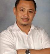 H. Eddy Raya Samsuri Caketum KONI Kalteng