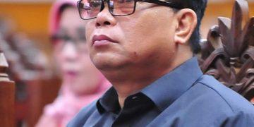 HM Srio Sako Ketua Fraksi Partai Demokrat DPRD Provinsi Kalimantan Tengah