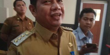 Bupati Barito Timur, Kalimantan Tengah, Ampera AY Mebas