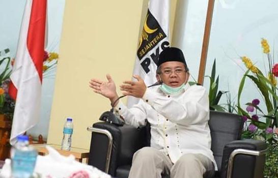 Presiden Partai Keadilan Sejahtera (PKS), H. Mohamad Sohibul Iman, Ph.D