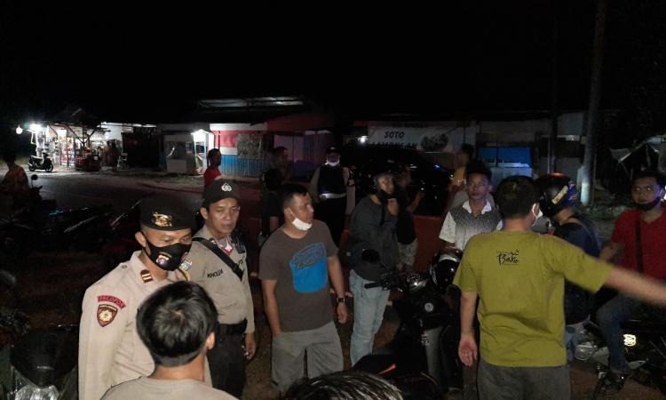 Pengamanan kasus Begal di Kecamatan Dusun Tengah, Kabupaten Barito Timur