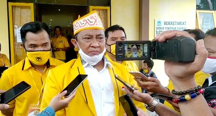 Ketua DPD Partai Golkar Kabupaten Pulang Pisau, H Edy Pratowo, SSos. MM