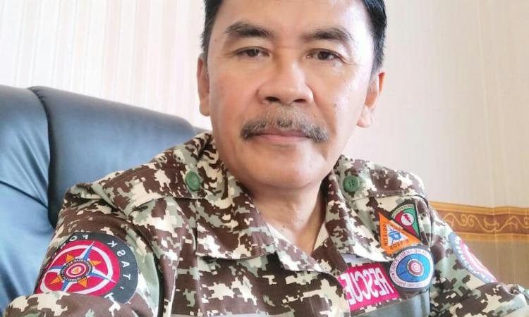 Kepala Dinas Sosial Kabupaten Pulang Pisau, Eknamensi Tawun