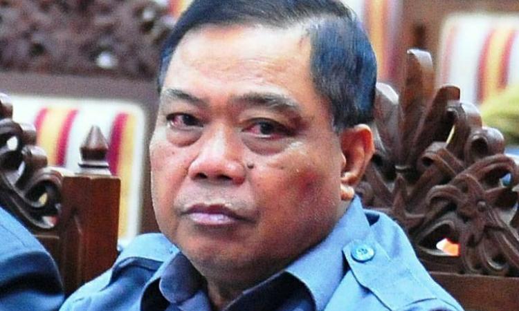 Ketua Komisi II DPRD Kalimantan Tengah (Kalteng), yang membidangi  Ekonomi dan Sumber Daya Alam (SDA), Lohing Simon
