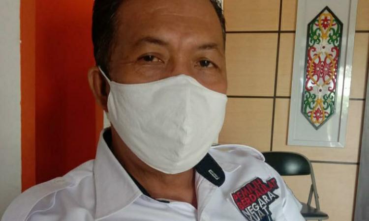 Subandi, Ketua KPU Kabupaten Katingan