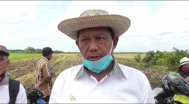 Plt Irjen Kementerian Pertanian (Kementan) RI, Sumarjo Gatot Irianto