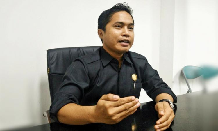 Ketua Fraksi PPP DPRD Kabupaten Pulang Pisau, Arif Rahman Hakim