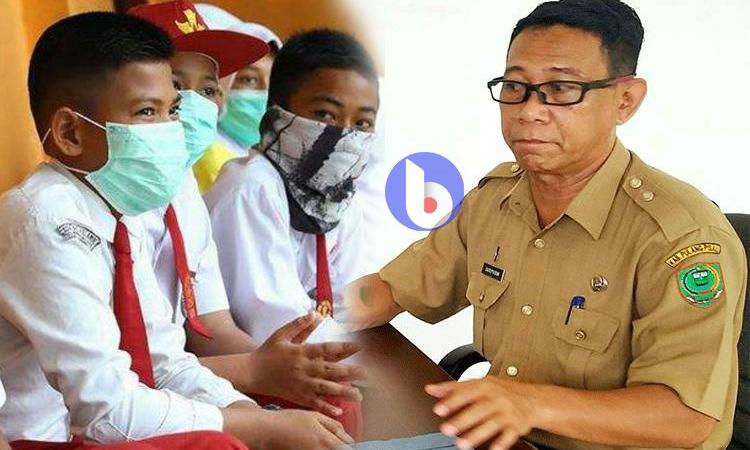 Pj Sekretaris Daerah Pulang Pisau, Ir H Saripudin