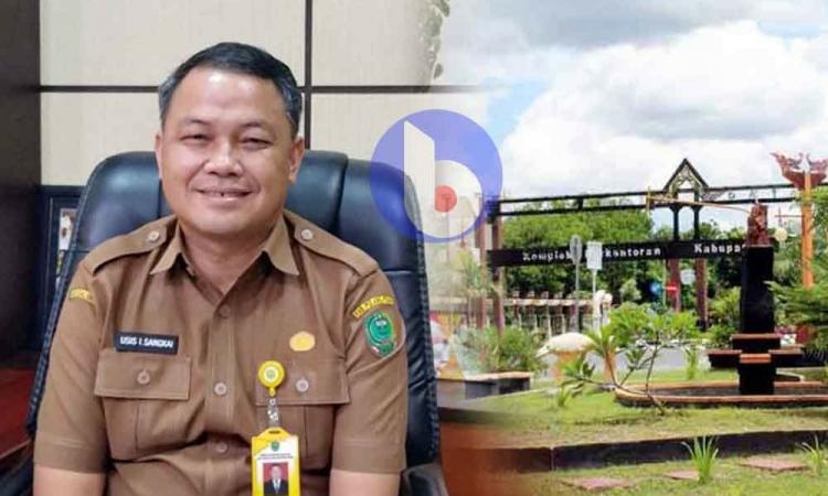 Kepala Dinas PUPR Kabupaten Pulang Pisau, Usis I Sangkai