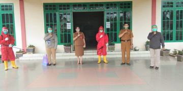 Dinas Koperasi dan Perindustrian Kabupaten Barito Timur