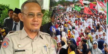 Ketua Satgas Penanganan Covid-19 Pulang Pisau, Drs H Salahudin MSi