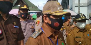 Bupati Barito Timur Kalimantan Tengah, Ampera AY Mebas