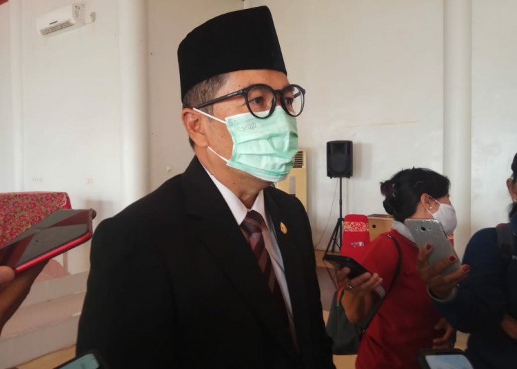 Pj Sekda Barito Timur, Leonard S Ampung