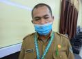 Kepala Badan Penanggulangan Bencana Daerah (BPBD) Seruyan, Agung Sulistiyono saat diwawancarai