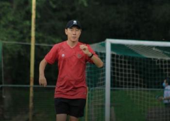 Shin Tae Yong (dok. PSSI)