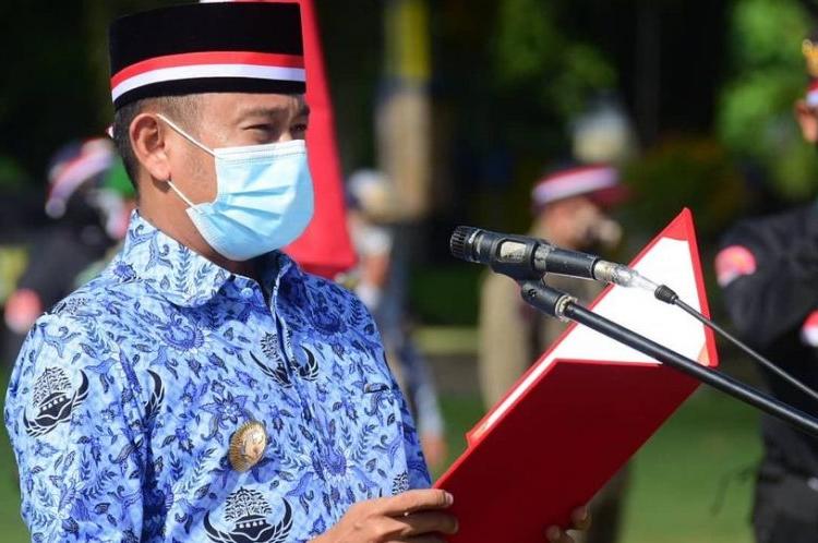 Walikota Palangka Raya, Fairid Naparin