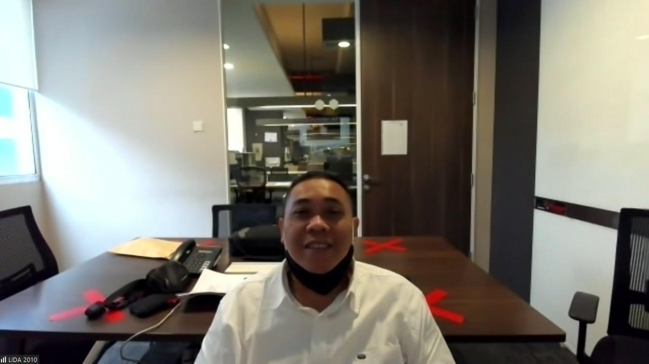 Ade Permana, Produser LIDA 2021