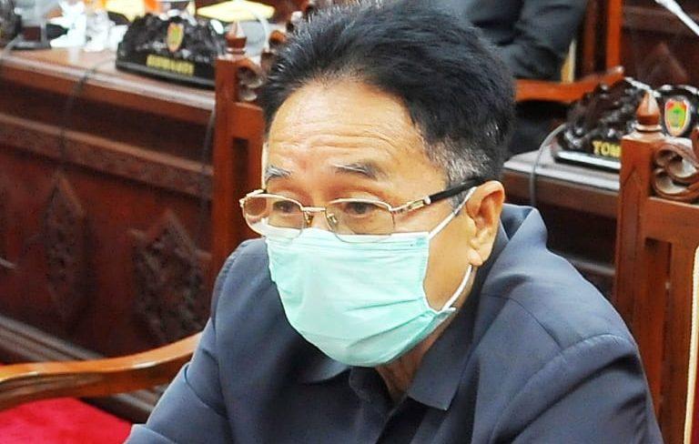 Ketua Komisi III DPRD Kalteng yang membidangi Kesejahteraan Rakyat (Kesra), Duwel Rawing