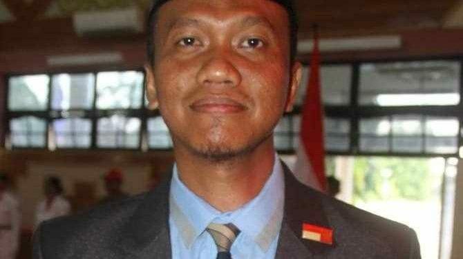 kepala BPKAD Barsel Akhmad Akmal