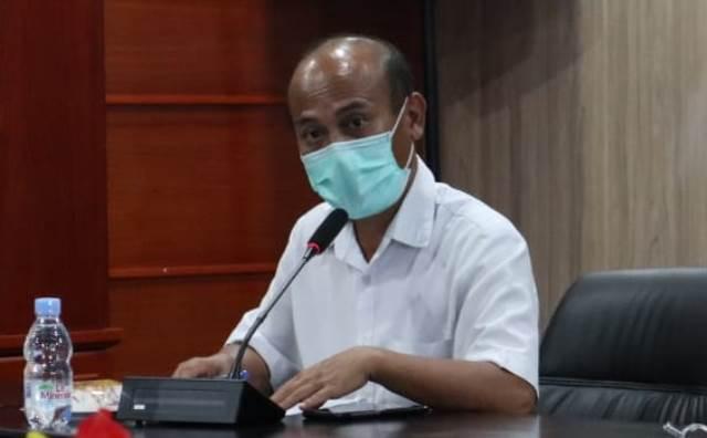 Kepala Dinas Kesehatan Kabupaten Murung Raya, dr Suria Siri