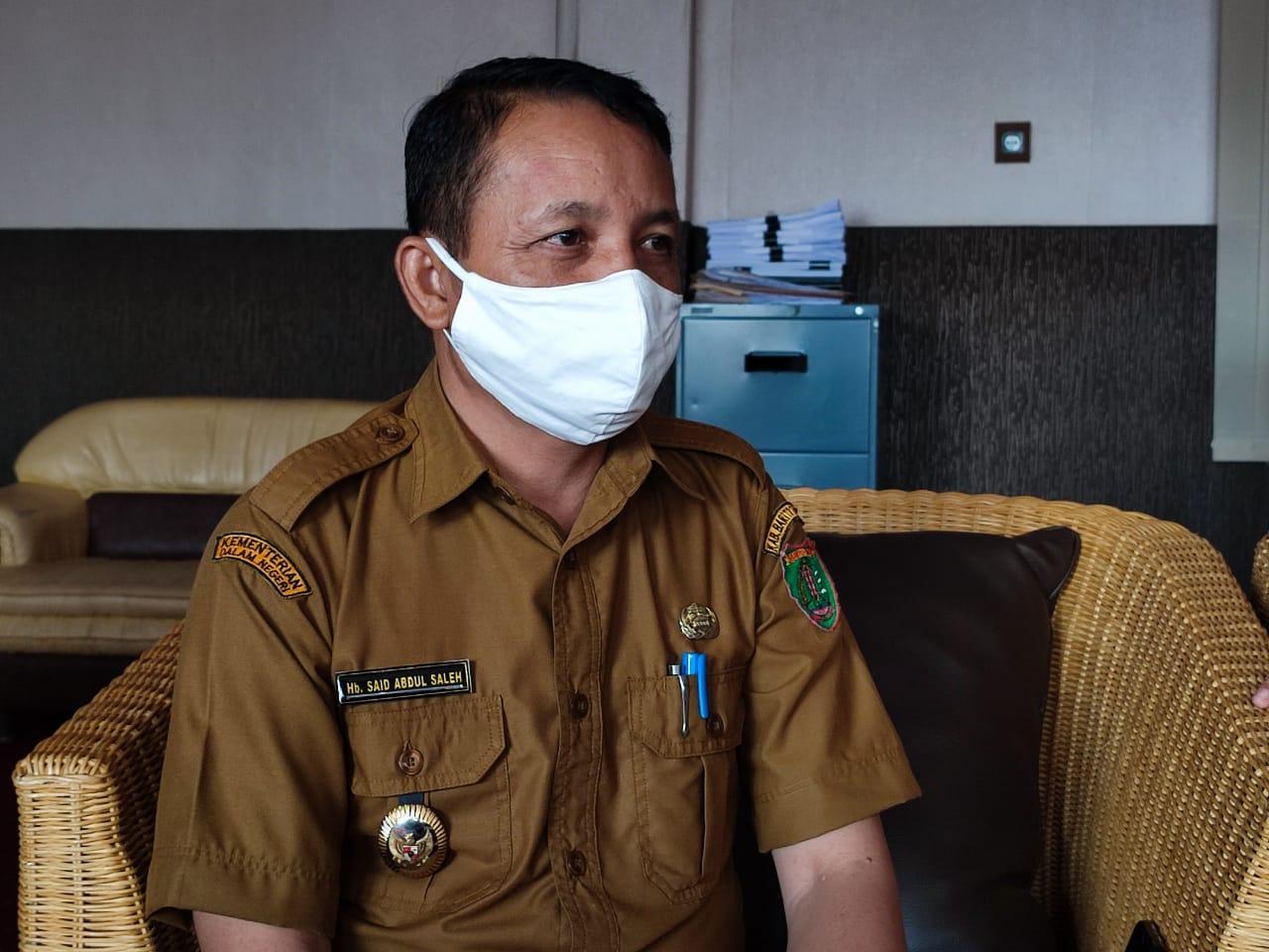 Wakil Bupati Barito Timur Provinsi Kalimantan Tengah, Habib Said Abdul Saleh