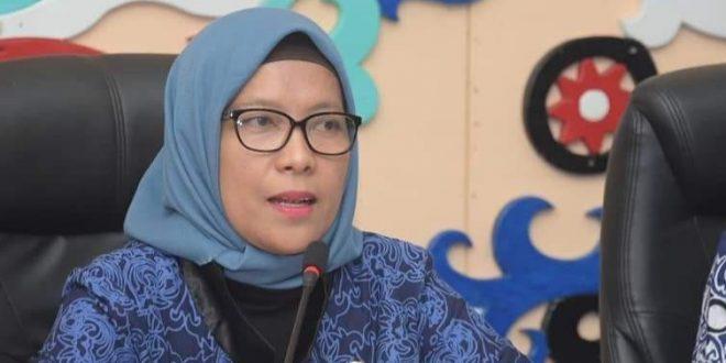 Sekretaris Daerah (Sekda) Kota Palangka Raya, Hera Nugrahayu