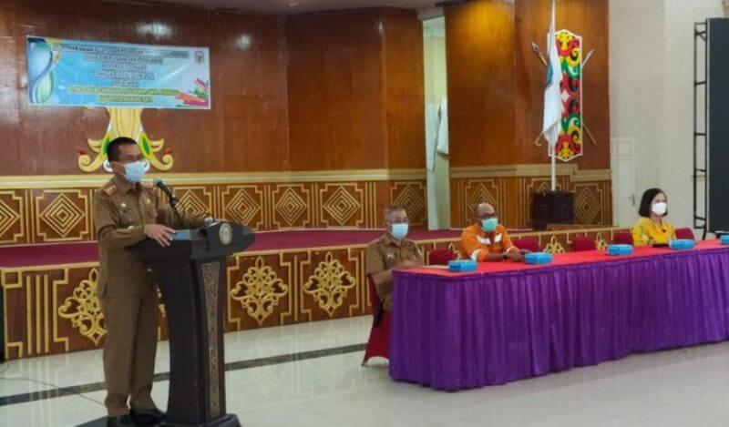 Sekda Mura Buka Pelatihan Pengelolaan Keuangan Koperasi