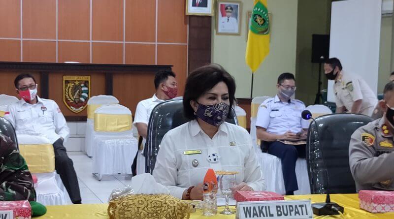 Wakil Bupati Barito Selatan (Barsel), Satya Titiek Atyanie