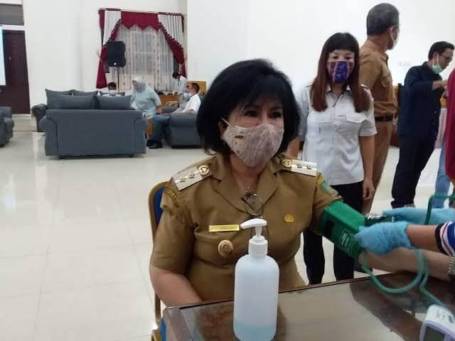 Wakil Bupati Barito Selatan (Barsel), Satya Titiek Atyani Djoedir
