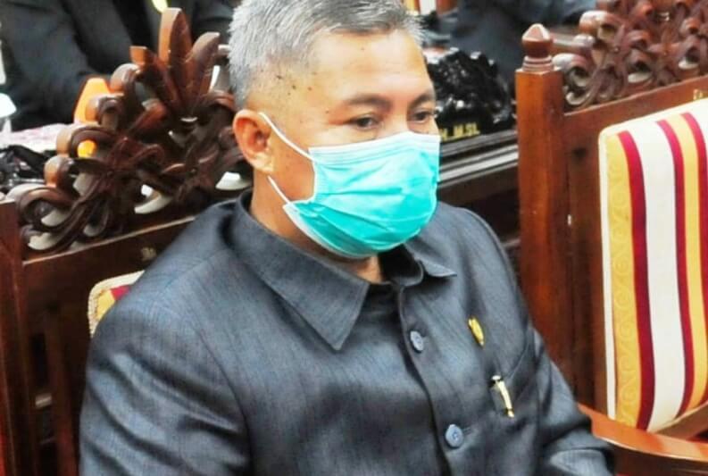 Anggota DPRD Kalimantan Tengah (Kalteng) H. Sudarsono