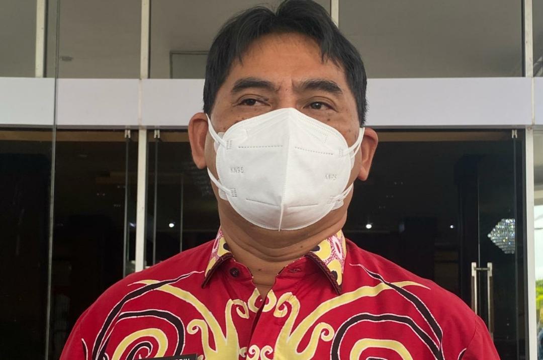 Kepala Dinas Pekerjaan Umum dan Penataan Ruang (PUPR) Provinsi Kalimantan Tengah, Shalahuddin