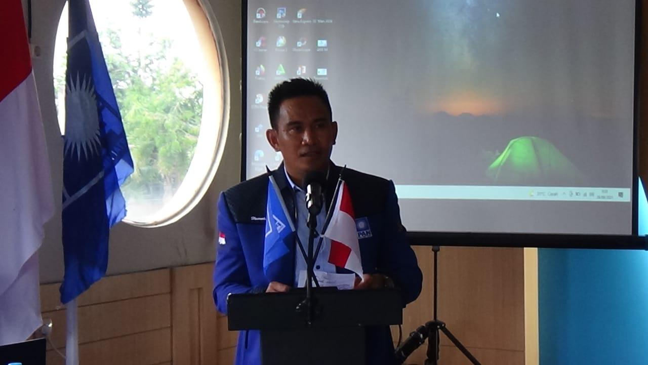 Ketua DPD PAN Kabupaten Barito Utara, Hasrat