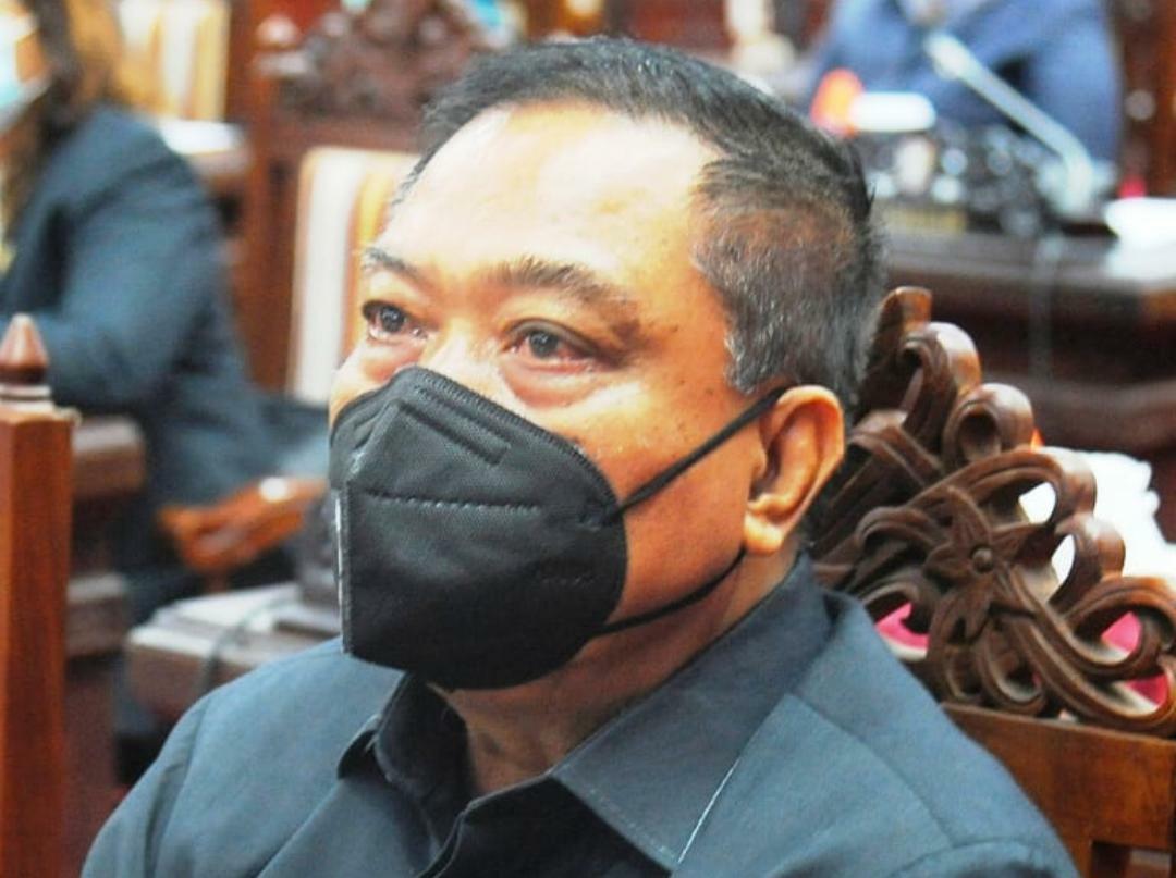 Ketua Komisi II DPRD Kalteng yang membidangi Ekonomi dan Sumber Daya Alam (SDA), Lohing Simon