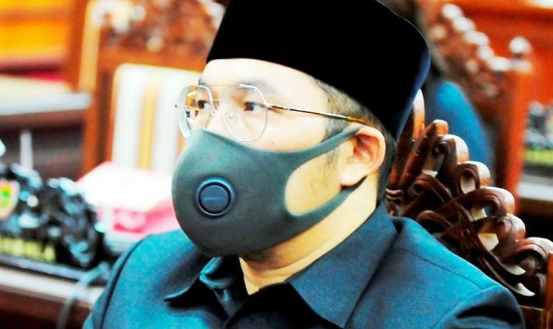 Ketua Fraksi gabungan P4H DPRD Kalteng, Tomy Irawan Diran