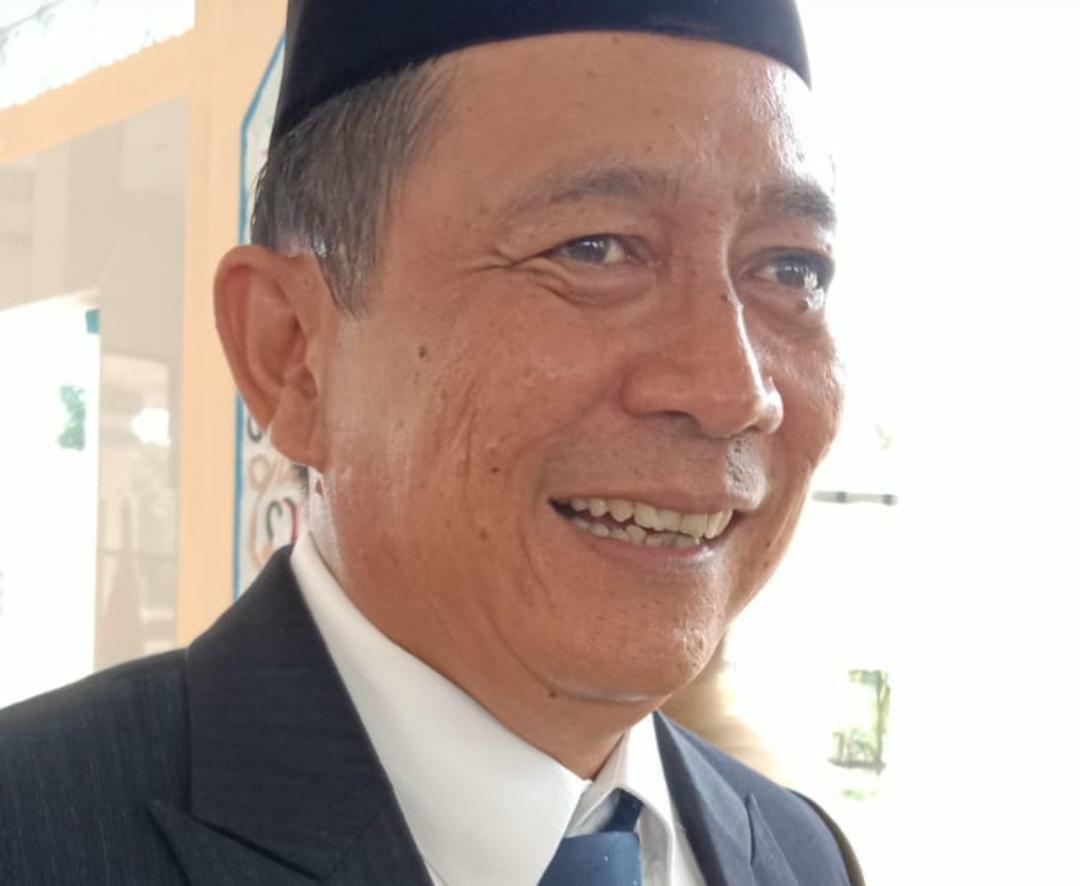 Kepala Dinas PUPRPerhubungan Kabupaten Katingan, Dr. Christian Rain MT