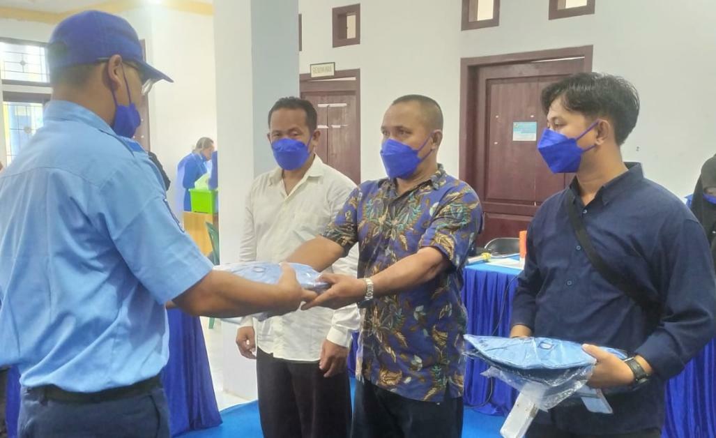 Kegiatan Musyawarah Cabang (Muscab) DPC PAN se-Kabupaten Sukamara secara serentak di Sukamara, Senin (20/9/2021)
