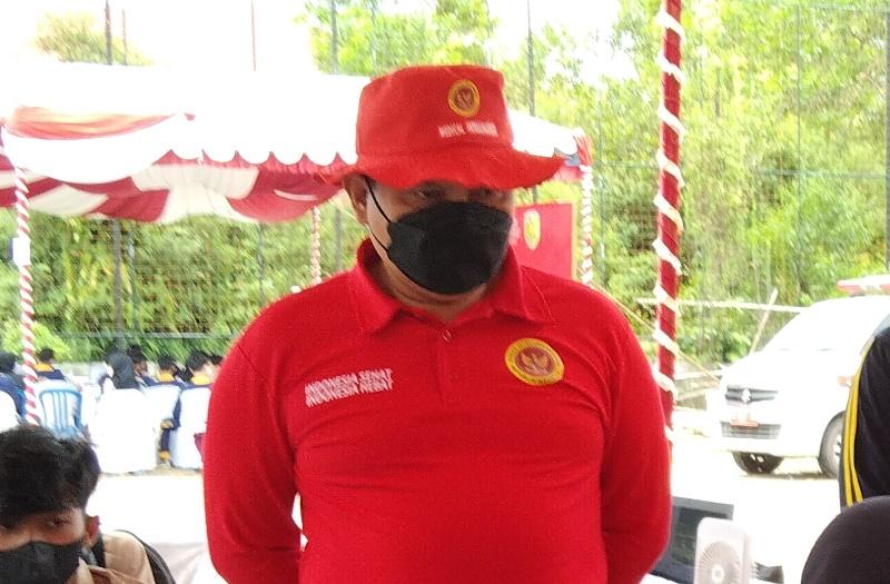 Kepala BINDA Kalteng, Brigjen TNI Sinyo