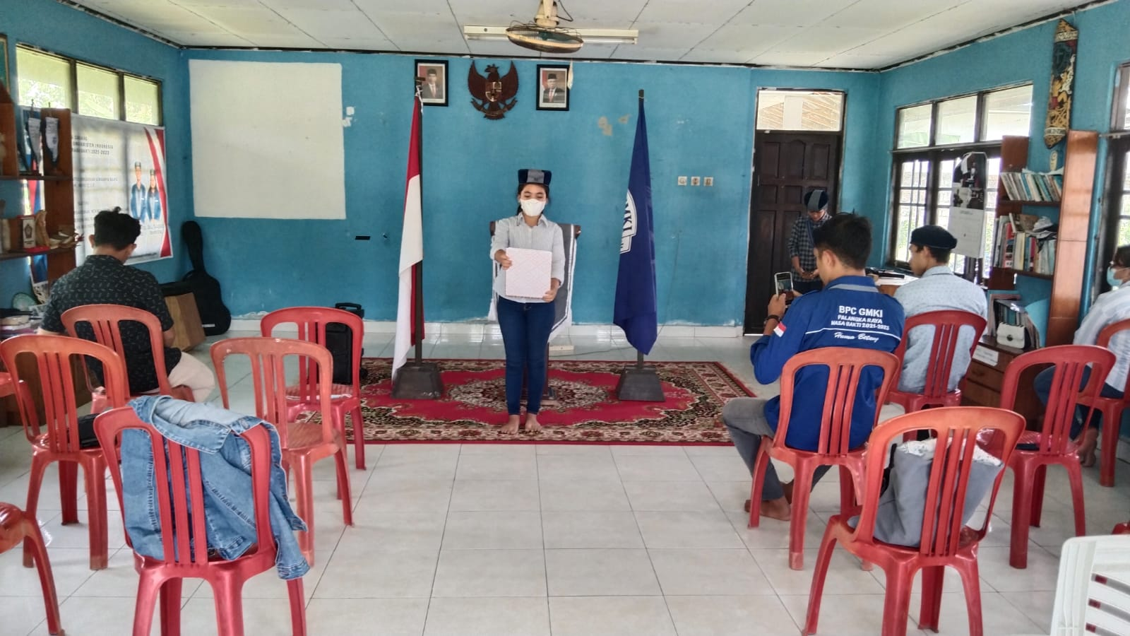 Pelaksanaan Muskom GMKI Komisariat FEB UPR