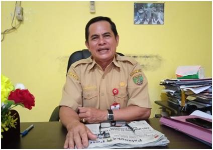 Kepala Dinas Pertanian Kabupaten Barito Timur Provinsi Kalimantan Tengah, Trikorianto