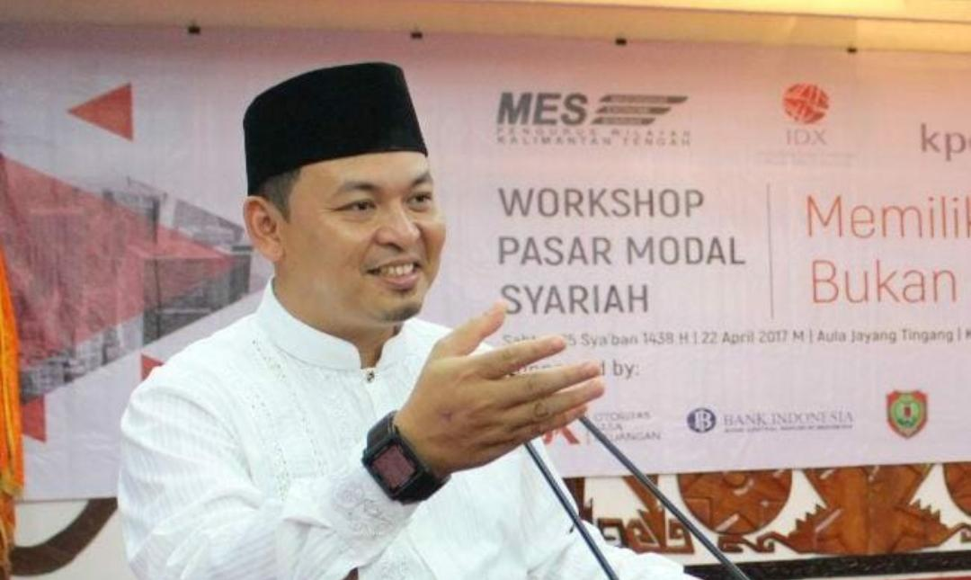 Tokoh Pemuda Kalimantan Tengah, H. Heru Hidayat
