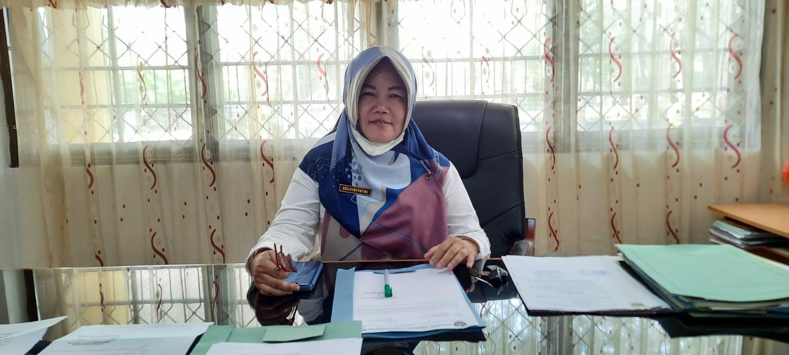 Kepala Dinas Sosial DSPMD, Selviriyatmi