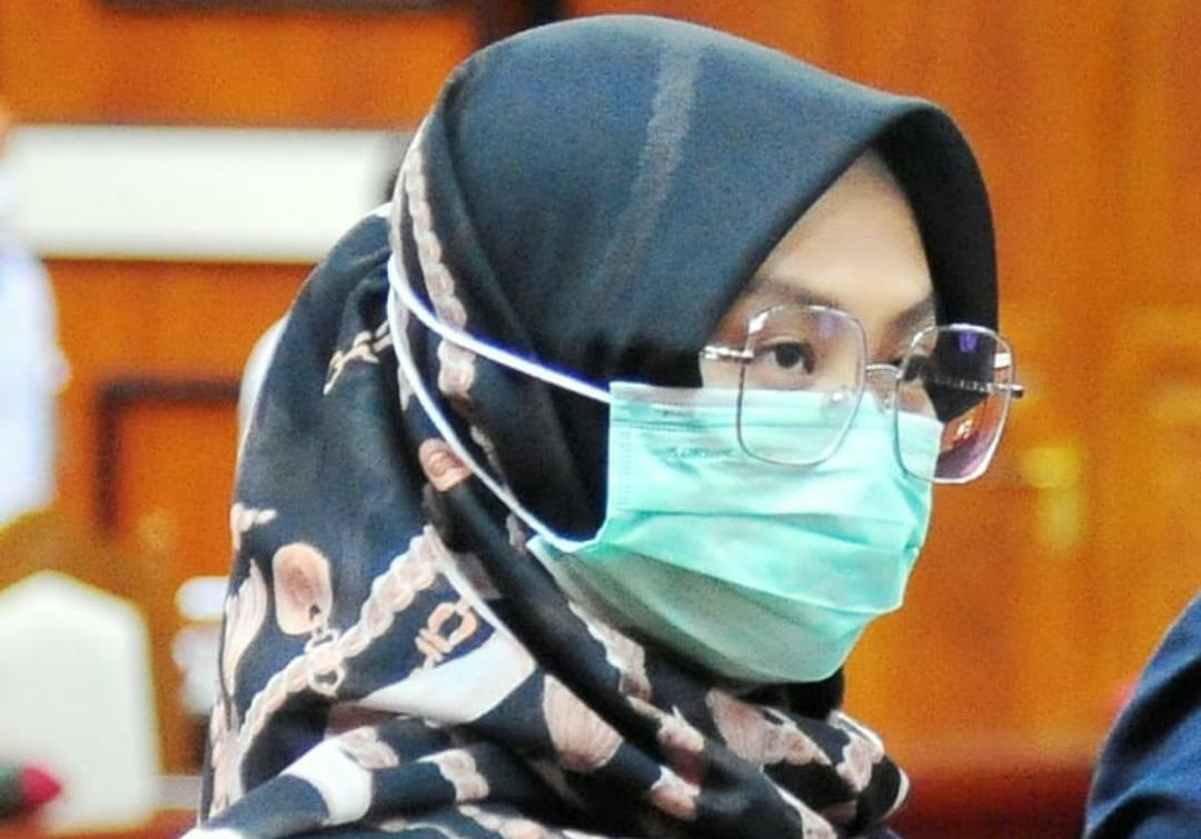 Anggota DPRD Kalimantan Tengah (Kalteng), Rizki Amalia Darwan Ali