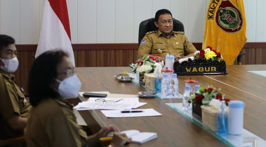 Wagub Paparkan Keterbukaan Informasi Publik di Kalteng