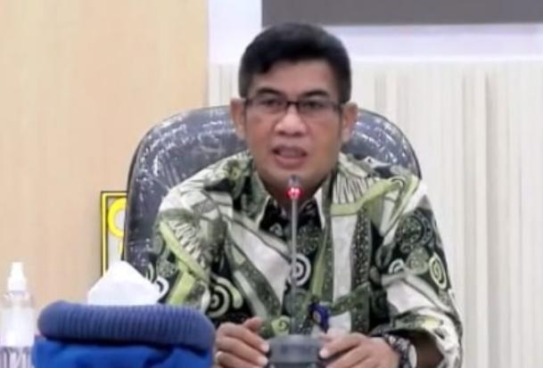 Plt. Kadis Komunikasi, Informatika, Persandian dan Statistik Provinsi Kalteng (Sumber: MMCKalteng)